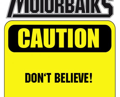 Caution - Don't Believe