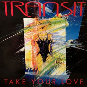 Cover Take your Love